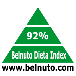BELNUTO INDEX=<strong>92%