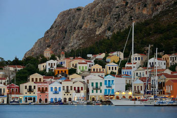 Megisti - Kastelorizo: The artists' islands