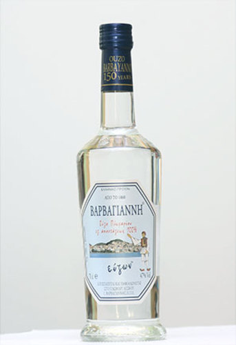 OUZO BARBAYANNI EUZON ( 47% )