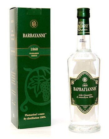 OUZO BARBAYANNI ( vol 42% )