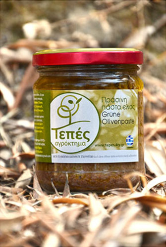 Olive green paste TEPES, Lesvos
